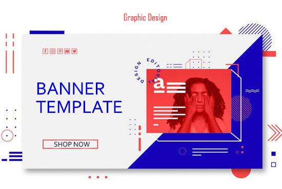 Have amazing contents |Promo Ads, Banners and others