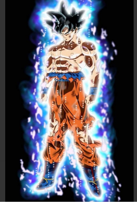 Animated logos. Dragon Ball wallpapers are awesome,  and some additional backgrounds