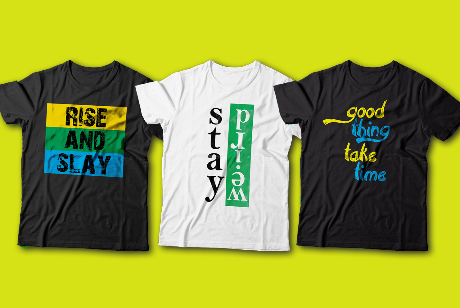 I will Do Professional creative typography t shirt design in 24 hours
