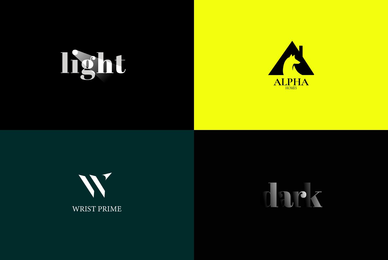 I will Do Minimalist Logo Design Within 24 Hours