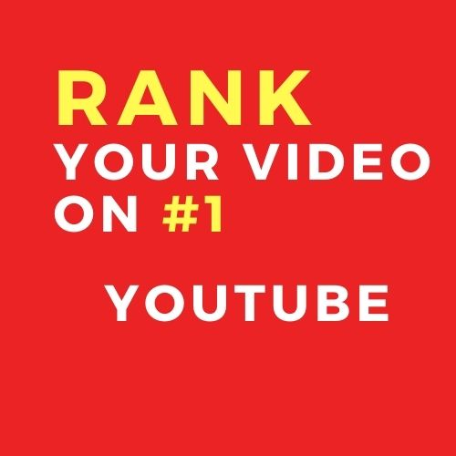 Best Seo RANK for youtube videos on the 1st page