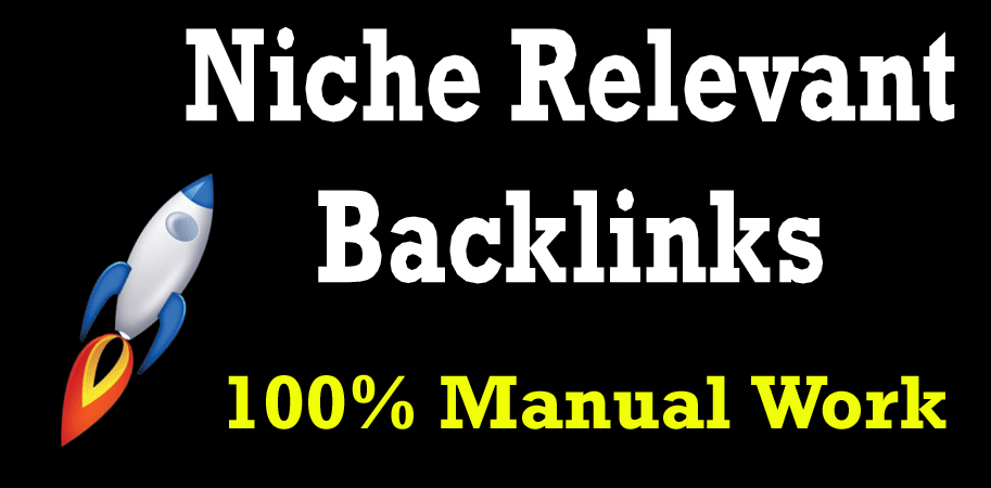 Create 100 High Quality Niche Relevant Blog Comments Backlinks