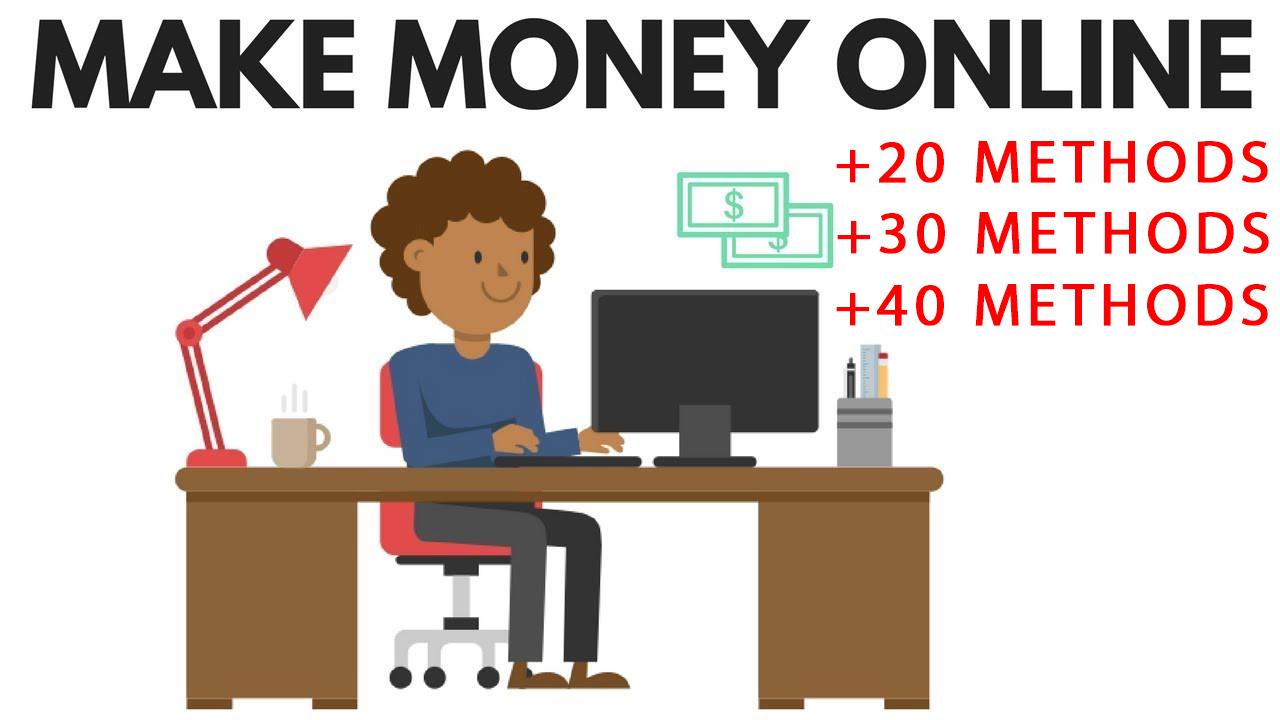 Provide 20 of my best Private VIP making money online methods