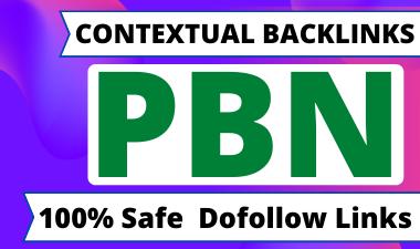 2021 Special 100 Permanent PBN HQ trust flow contextual backlinks