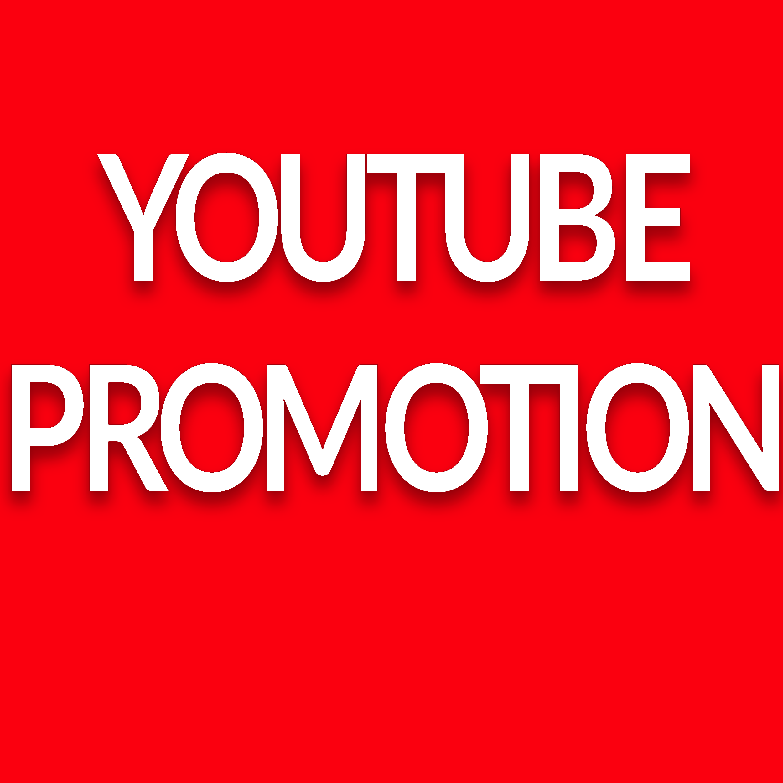 I will do Organic Youtube Promotion Fast