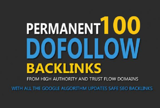 provide 100 high quality white hat seo dofollow backlinks with 20 SMM