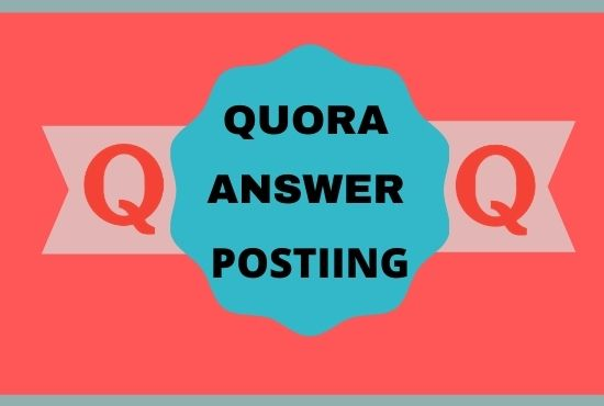 promote your website with 3 high quality quora answers