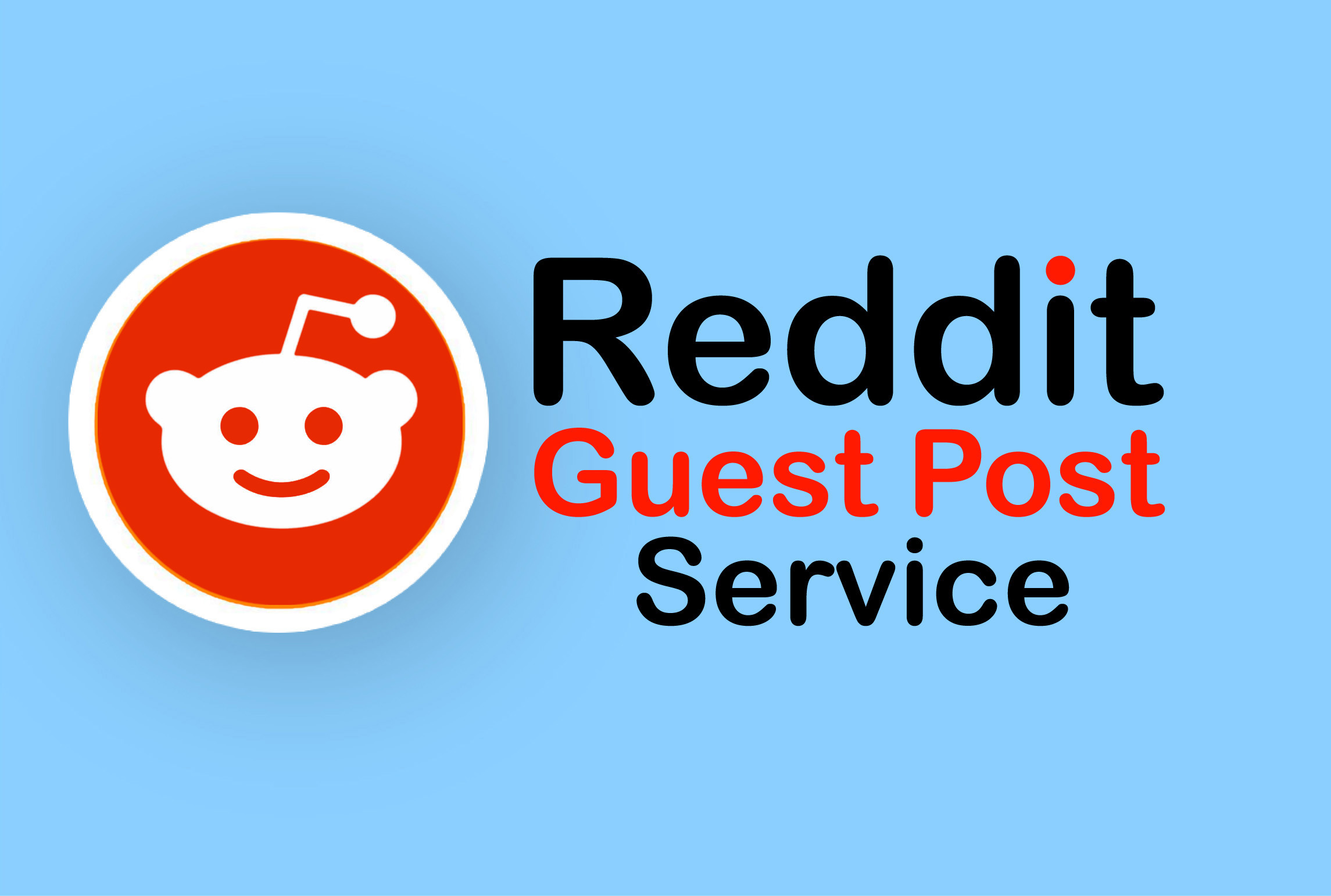 Write And Publish 5 Guest Post On Reddit. Com