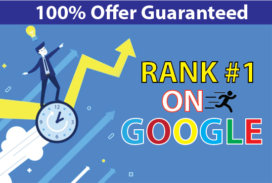 I will do full SEO to rank your website on google 1st page one keyword