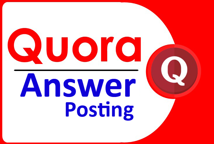 Unique 10 High Quality Quora Answer With Your Keyword & URL