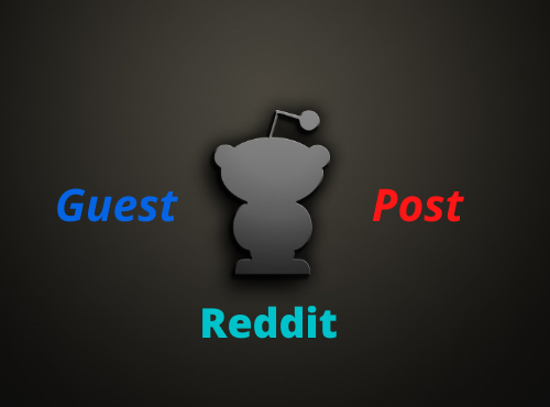 Promote your website with 5 reddit guest post