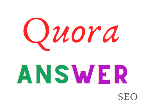 Promote your website with 5 Quora Answer with best Article