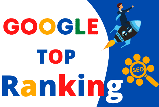 Skyrocket guaranteed Ranking services boost your Website by Google 1st Page