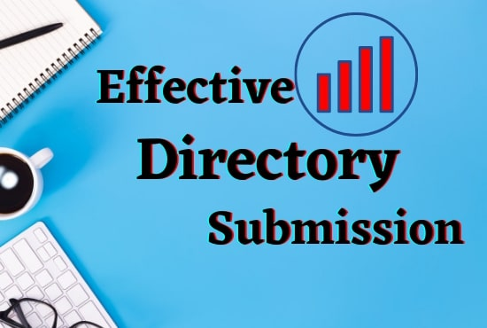 I Will Create 100 SEO Friendly Directory Submission Backlinks