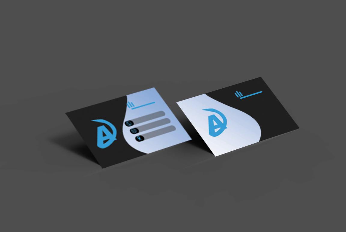 i will do creative card design