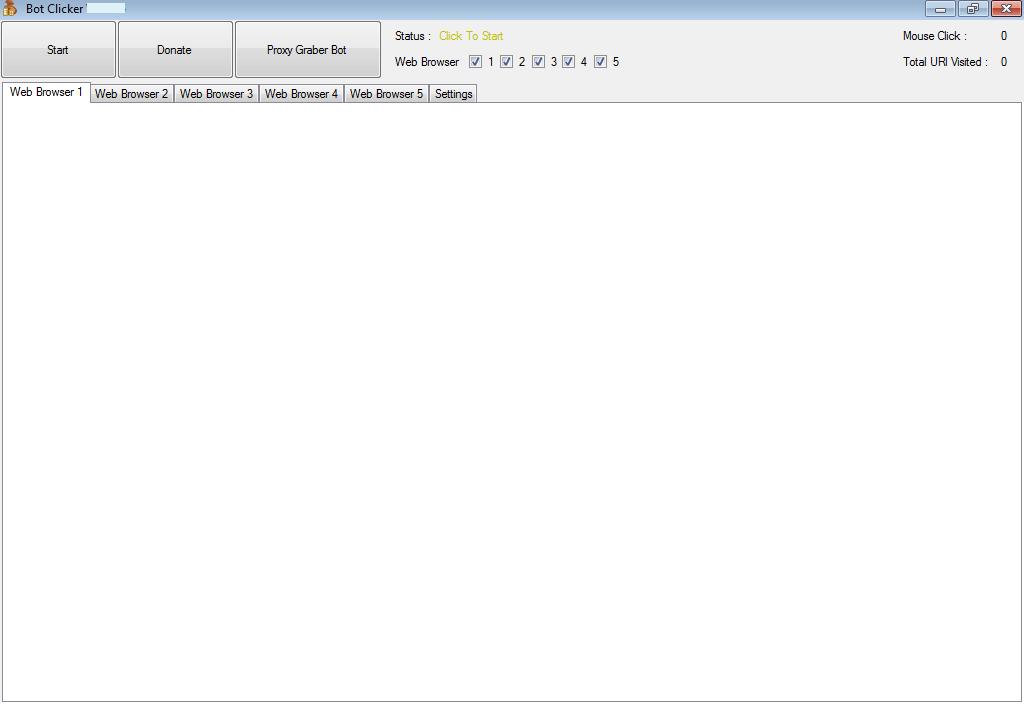 Bot Clicker Software With Proxy Scraper