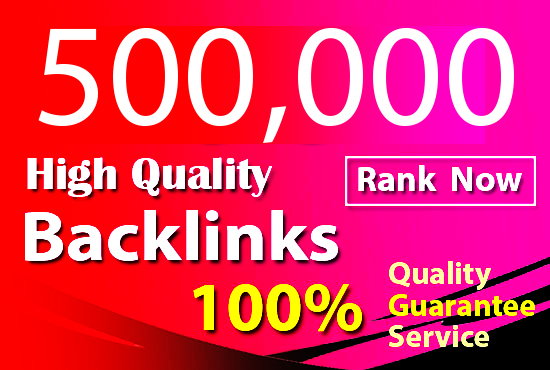 seo package of 500k gsa backli nks with nija rank faster on google 2020