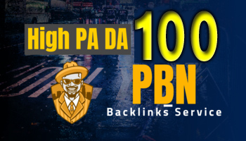 Permanent 100 PBN Backlinks All Dofollow High Quality Backlinks for your websites