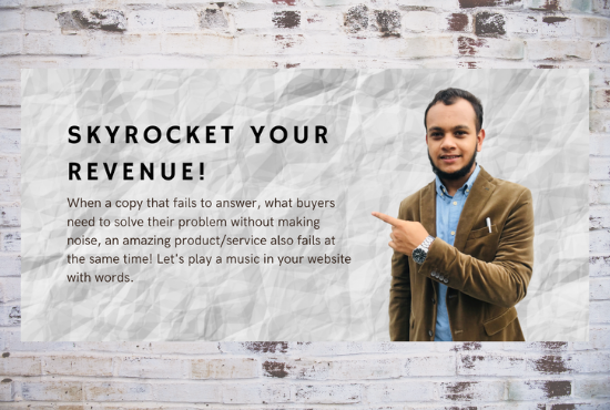 I will write website content to guide your audiences buyer journey