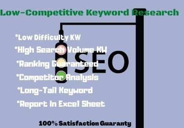 Profitable Keyword Research Service for any Nice & Excellent Action Plan