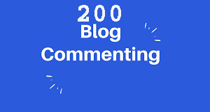 Do 200 High Authority Blog Comments