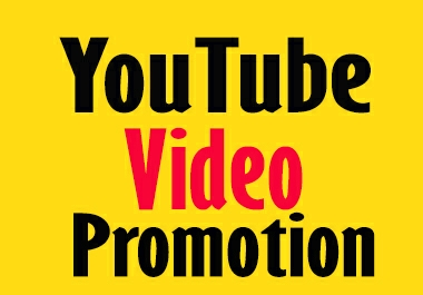 I will drive your YouTube video Traffic Fast