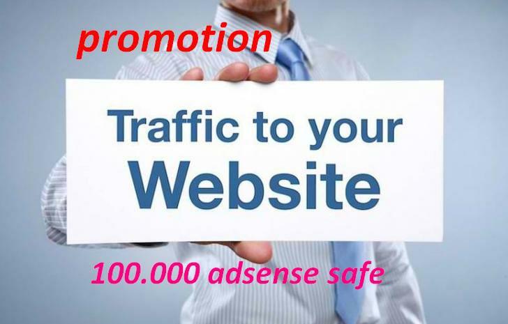 I Will Drive USA Website Traffic