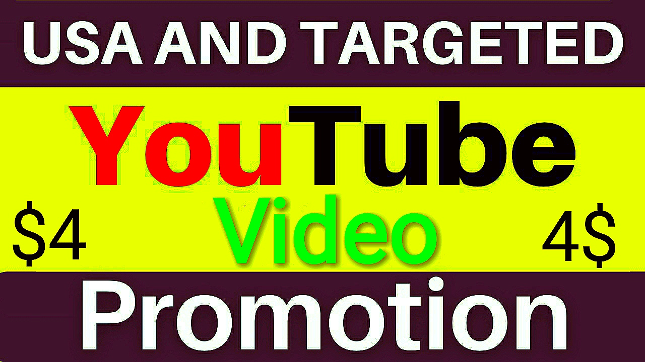 I Will Drive HQ YouTube Video Target Country Traffic