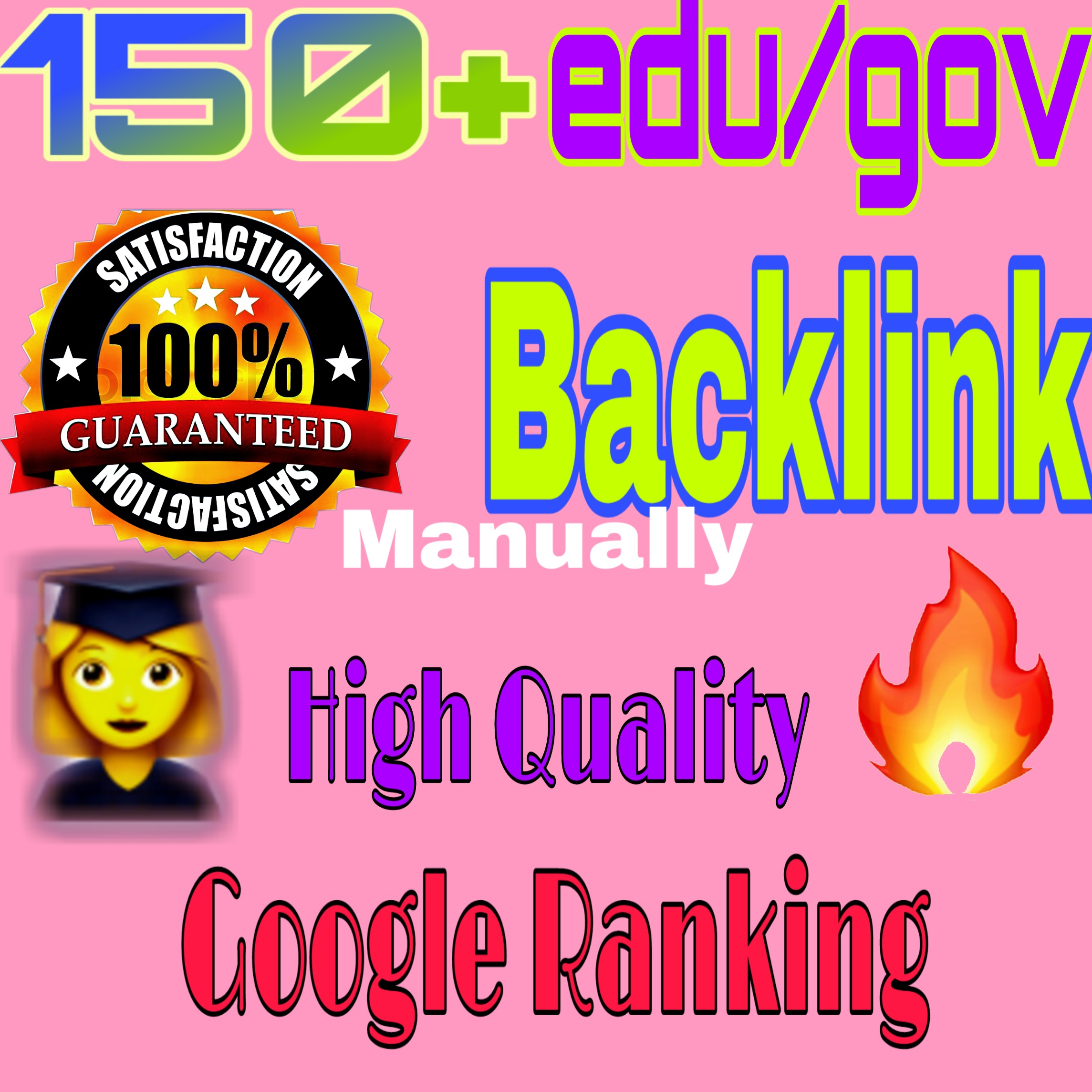 I will do 150+ EDU/GOV Profile Backlinks for your Adult/dating/ Escorts/livecam dating websites