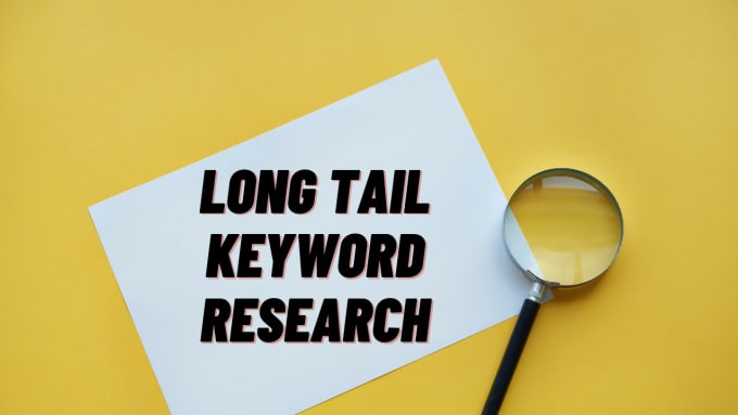 I will do excellent long tail keyword research for your website