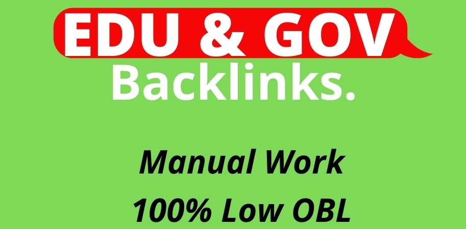I Will Create 10 EDU Backlinks From Massive Authority