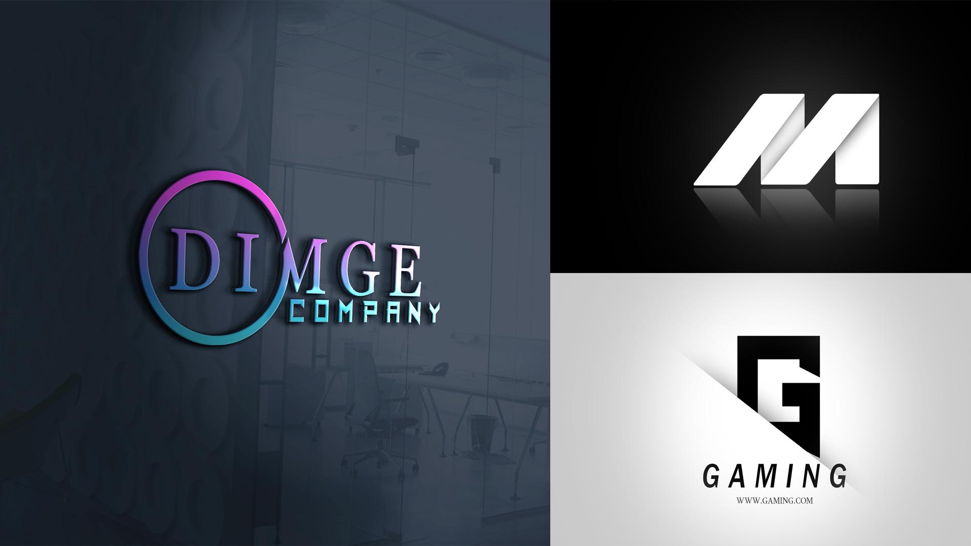 I will create modern minimalist and luxury logo