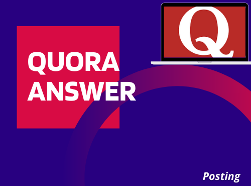 Promote your website by 20 Quora answer with Unique Articale