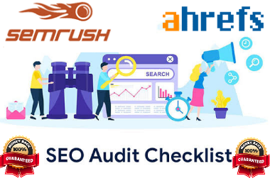 I will provide sustainable expert SEO audit report for your website