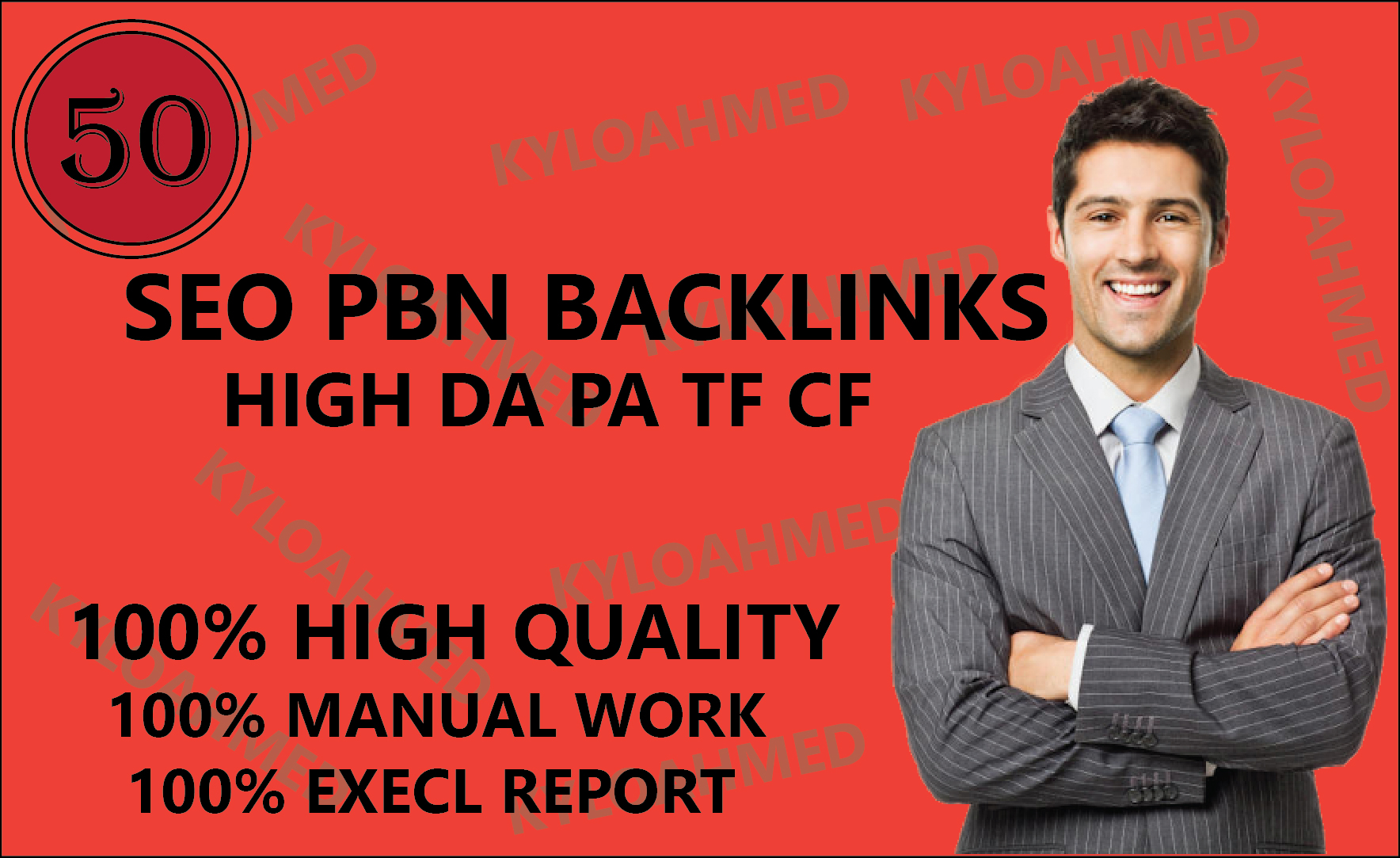 I will provide 50 seo pbn backlinks high da pa tf cf