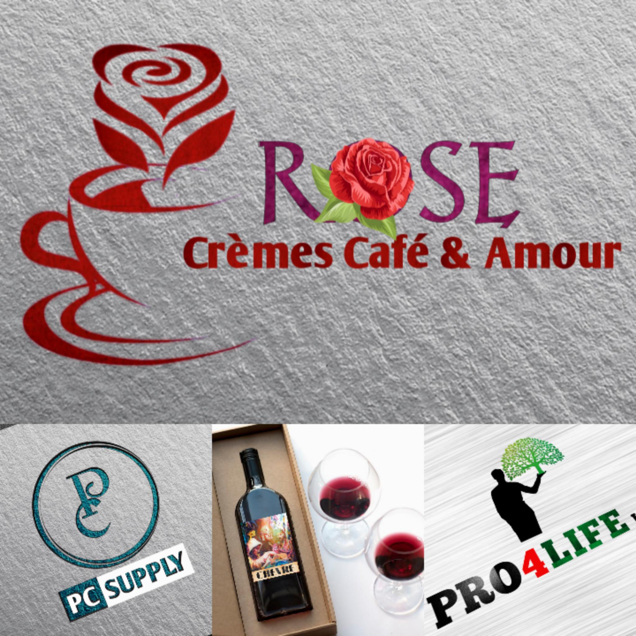 Logos and Creative graphic design