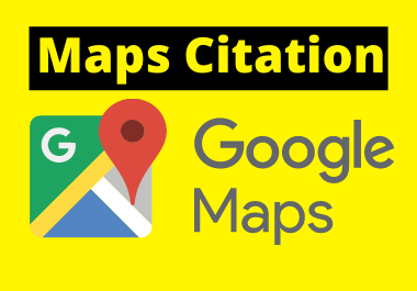 I will manually Create 150 Maps CItation Rank your Business Page