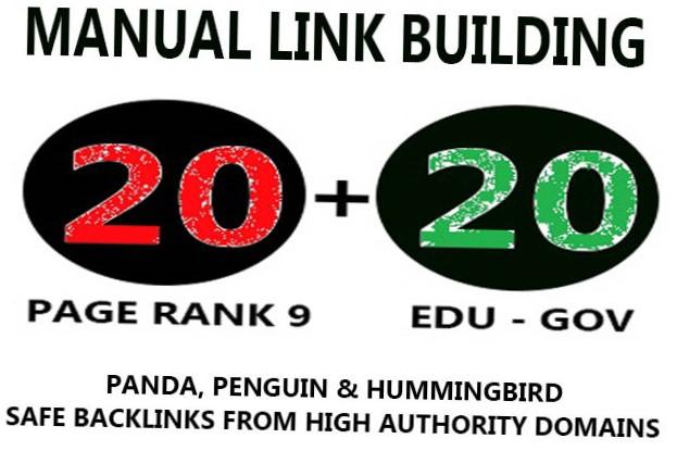 I will do 50 High DA premium quality Edu back links From High Authority Domain Site