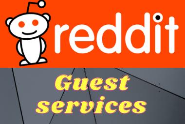 Add 5 SUPERSTRONG DA99 Do-Follow Backlinks From Reddit