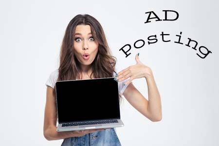 I will provide you 12 live guaranteed classified ad posting
