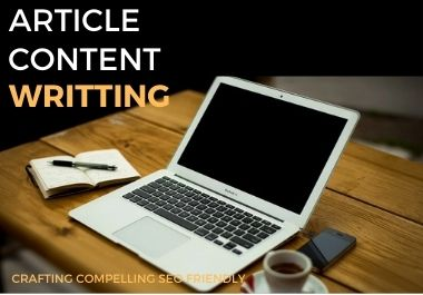 I will be your website content writer,  SEO website content of 100,250,1000 words