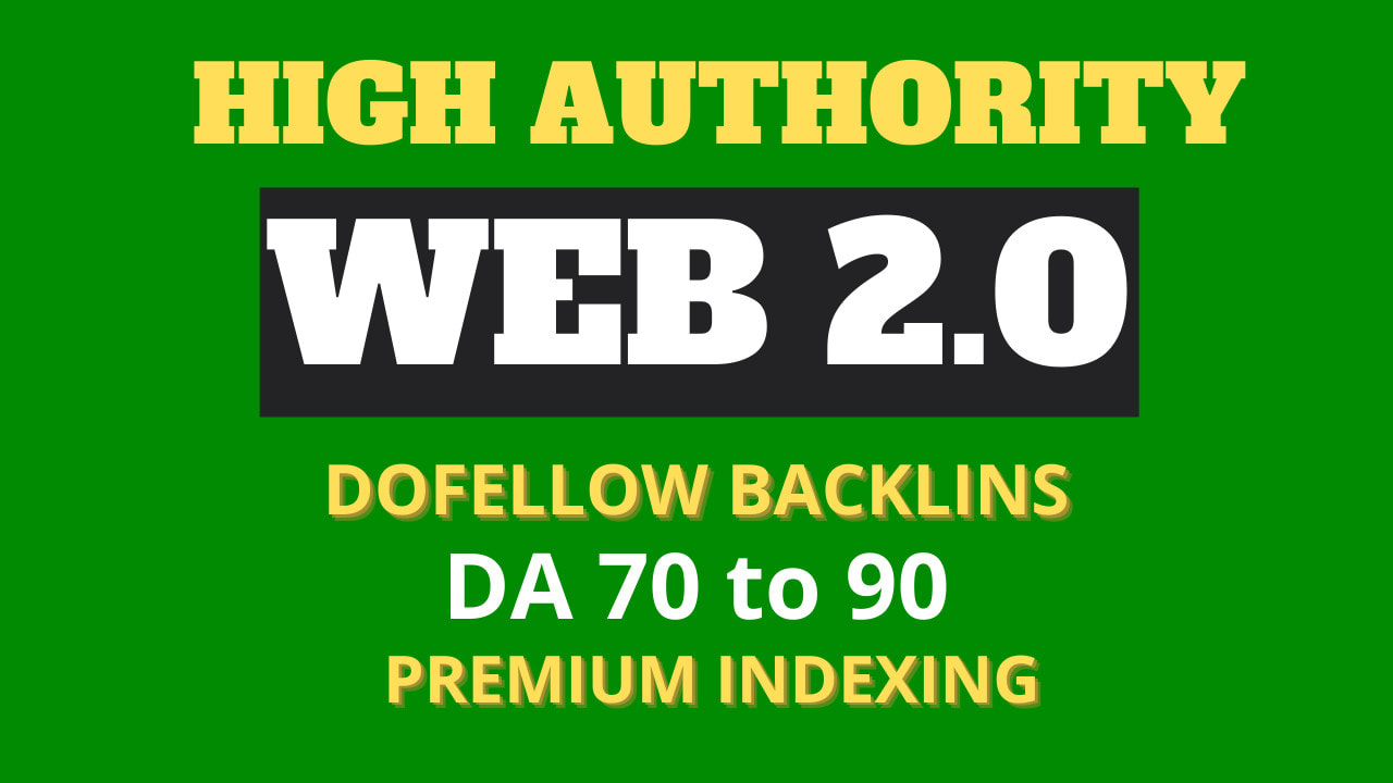 Indexable Dofollow Video and Google Map Embded 200 Web2.0 SEO backlinks using all Unique Article