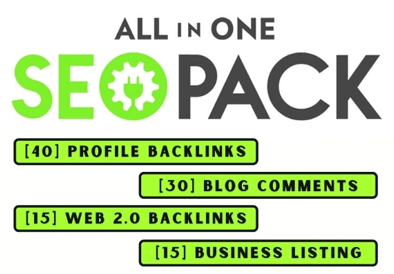 I will boost your rank on Google by 100 all in one SEO pack