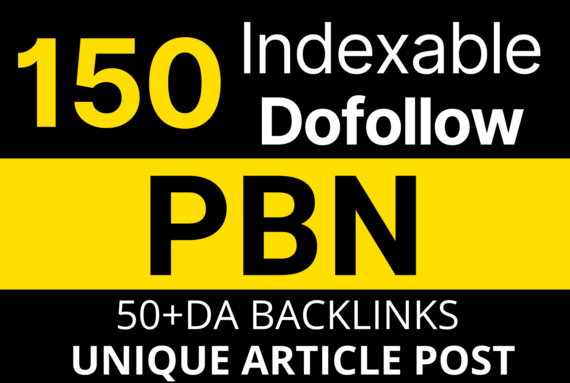 150 DOFOLLOW INDEXABLE PBN POST WITH UNIQUE ARTICLE FOR GOOGLE RANKING