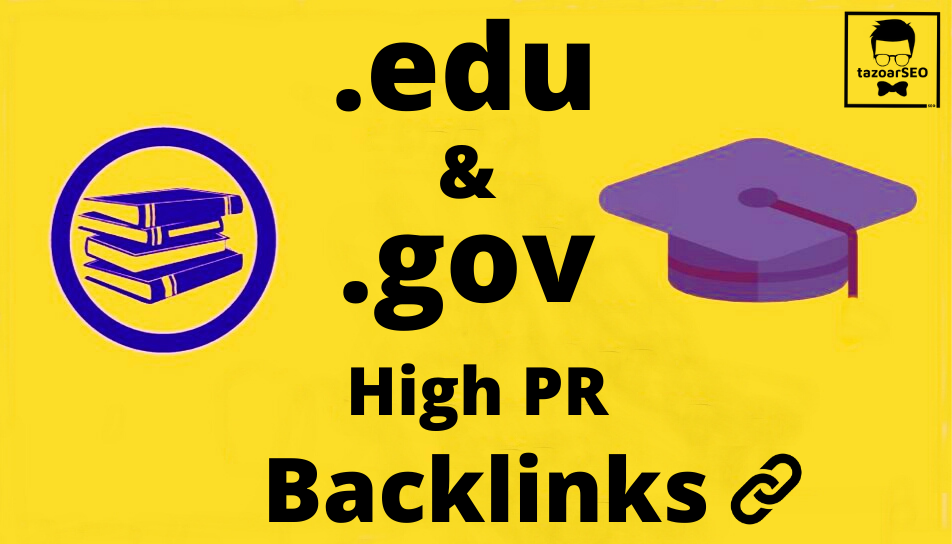 I will manually create 20 Edu-Gov safe SEO Profile Backlinks improves SEO in 2021