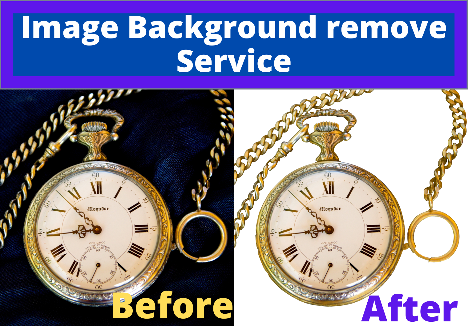 I will do 5 image background remove,clipping path and image editing