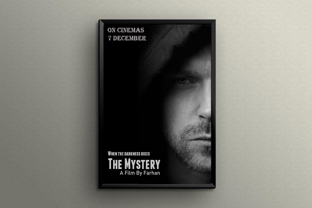 I will design Professional Movie Poster.