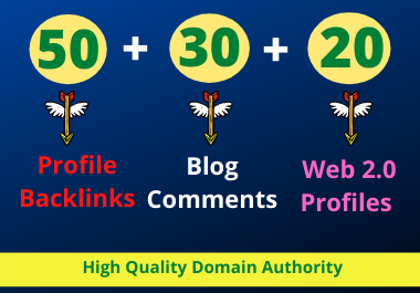 I Will Do 100 High-Quality Effective Mix Links Manually Created