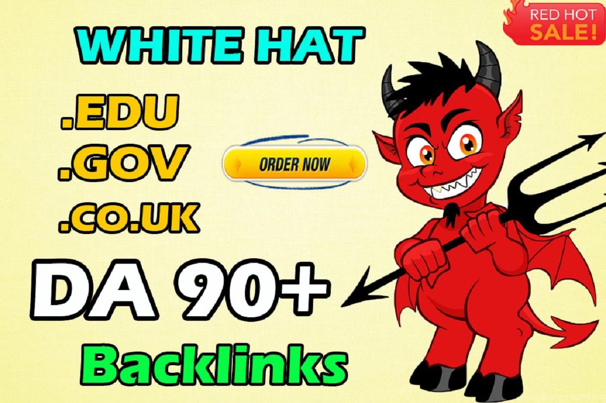 I will do 15 Edu Gov and 20 Dofollow PR9 High Quality SEO Backlinks