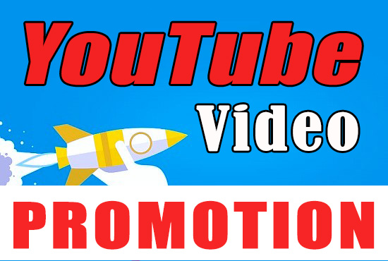 Get Organic YouTube Videos Promotion Instant